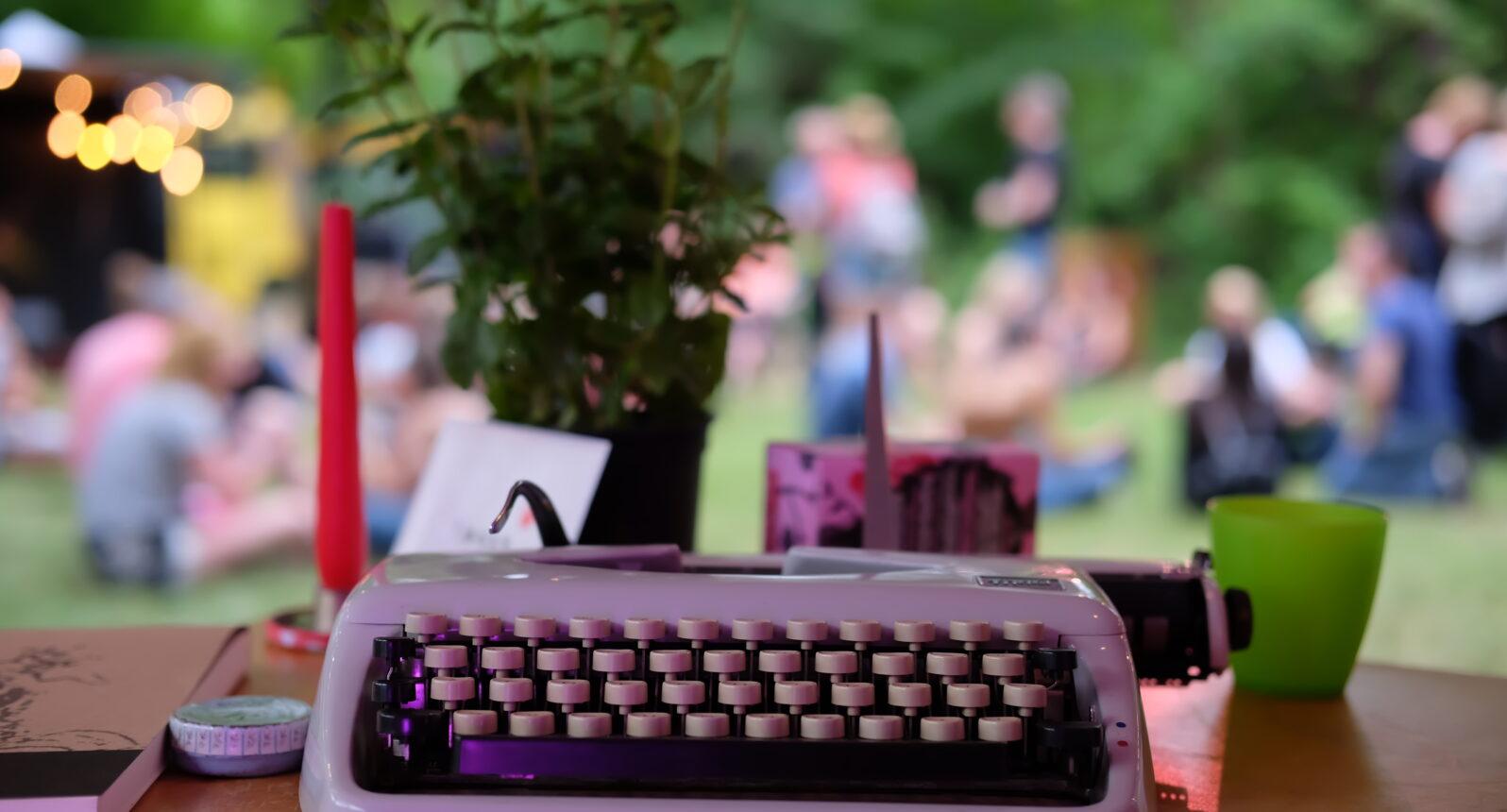 typemachine pinkpop